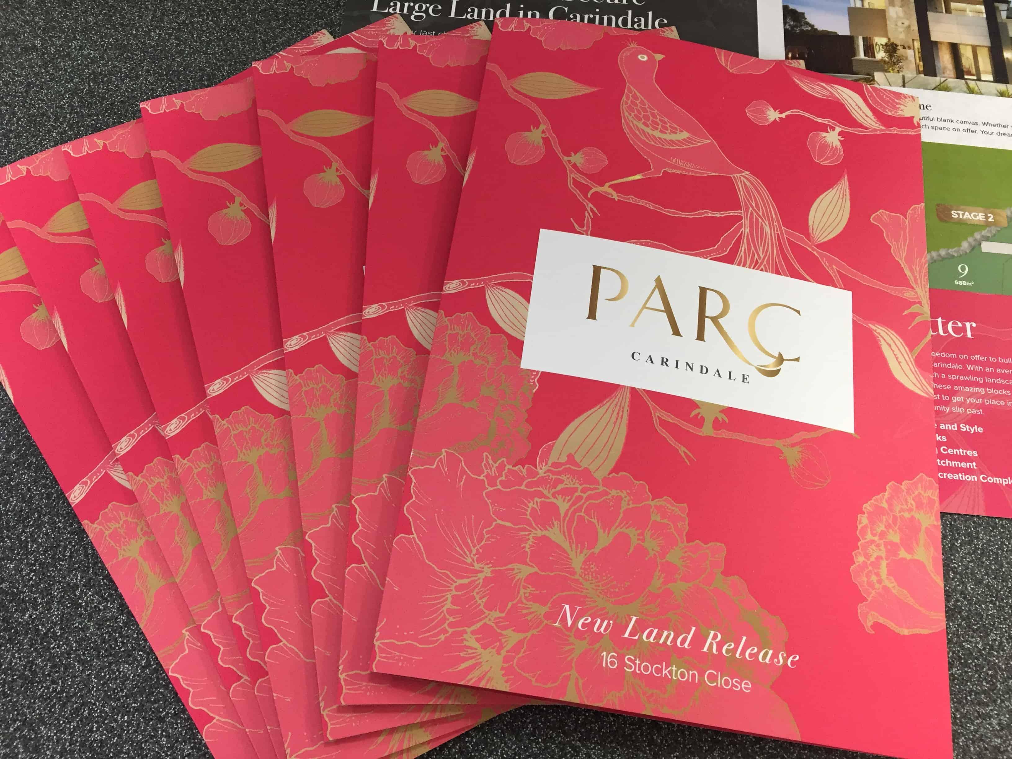 Seven Print - Brochure Printing Brisbane