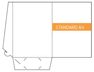 Seven Print - presentation folder printing