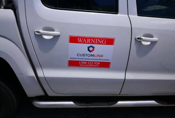Seven Print Custom Signage - Vehicle Sticker