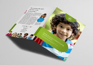 A5 Brochure Single Fold